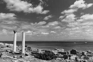 La scoperta della costa ovest della Sardegna - Prima parte