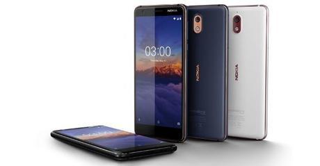 Nokia 3.1: iniziato il rilascio globale dell'aggiornamento ad Android 8.1 Oreo