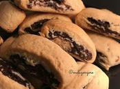 Nascondini: biscotti cuore cacao