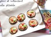 Medaglioni melanzane alla pizzaiola