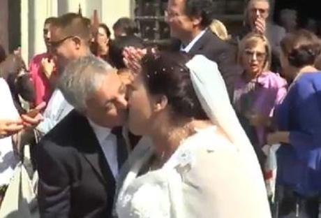 """Napoli, coppia con sindrome di down si sposa. Sepe: """"Il matrimonio più bello"""""""