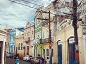 Cartolina Salvador Bahia: Brasile dalla finestra della pousada cugino Giovanni