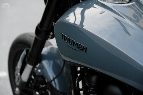 Triumph Scrambler 900 by J.Webster Designs