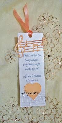 Segnaposto Matrimonio Musica.Matrimonio Tema Musica U2 Segnaposto A Segnalibro Picco Cadeau