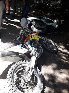 Foresta Umbra, 18enne in moto da cross travolge Carabiniere Forestale