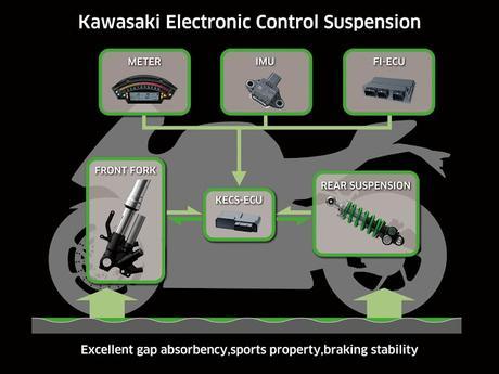 Kawasaki ZX-10R Range 2019