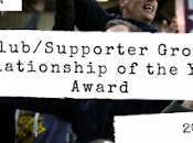 Supporters Direct Football Business Awards, finalisti premio 'Club Group relationship year award'