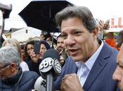 Brasile:Haddad (Pt) rimonta sondaggi come probabile sfidante Bolsonaro