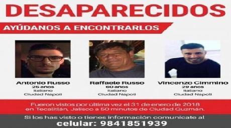 """Napoletani scomparsi in Messico. La sorella: """"Salvini pensi a loro!"""""""