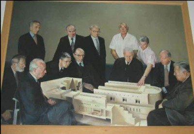 Luoghi Occulti: La Corte Suprema Israeliana
