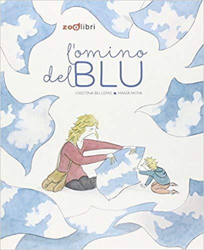 L'omino del blu: la felicità di guardare il cielo vero