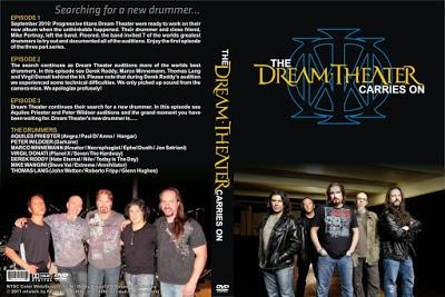 Dream Theater Drummer Audition....tecnica vs. musicalità ed elasticità mentale