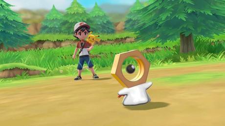 Pokémon GO, è apparso un nuovo Pokémon misterioso