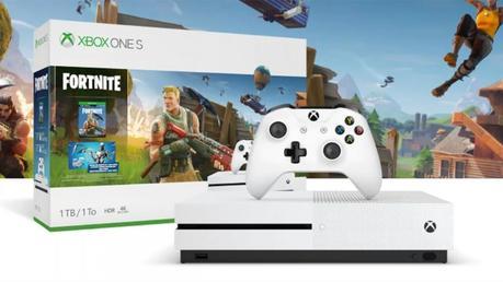 Fortnite, il bundle con Xbox One S è disponibile - Notizia - Xbox One
