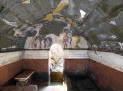 Cuma riemerge tomba secolo a.C. perfettamente conservata