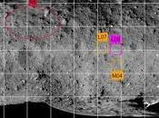 rovers Hayabusa atterrano sull'asteroide Ryugu