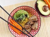 Vegan Superfood Pokebowl