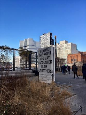 High Line Manhattan, New York: il progetto, la mappa, il percorso