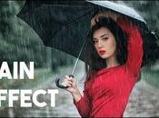 Tutorial Photoshop: Effetto pioggia