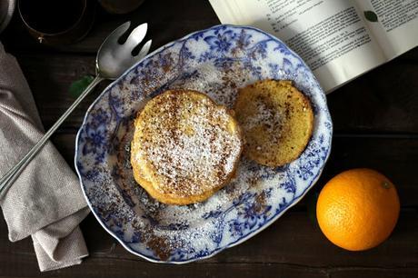 tzaletia: frittelle di mais di Corfù