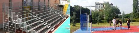 #Buccinasco: Nuovi fondi per attrezzature sportive e arredo urbano