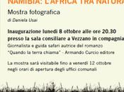 Namibia arriva Trentino mostra fotografica libro