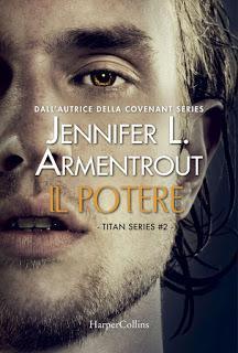 Recensione: Il potere di Jennifer L. Armentrout