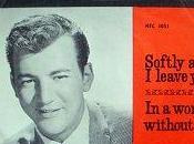 good piece music every day: softly, leave you/bobby darin