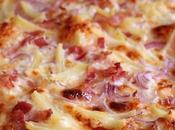 Pizza Bianca Stracchino, Bacon, Cipolle Patate