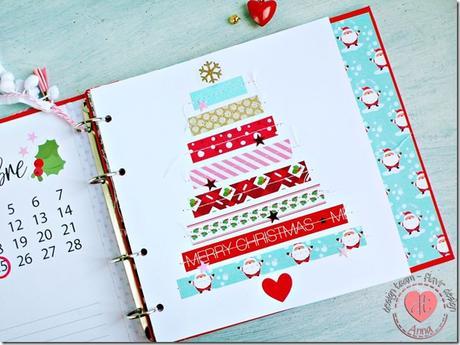 [Scrapbooking] Racconta la tua storia di Natale in un mini album!