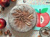TORTA MELE NOCCIOLE (una rondine primavera, torta alle mele subito autunno)