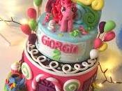 Torta Little Pony topper interista