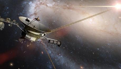 La sonda Voyager 2 entra nello Spazio Interstellare