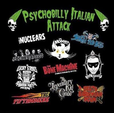 VV.AA. – Psychobilly Italian Attack
