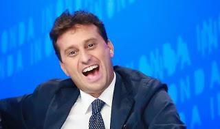 Opinioni che diventano reati e stupro della lingua Italian: il mondo secondo David Parenzo