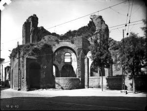 Via Giolitti come era una volta: alcune rare immagini dell'inizio del '900
