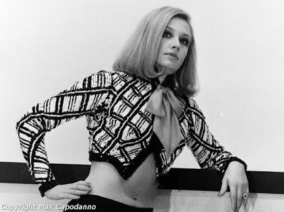 L'ombelico che negli anni '70  fece impazzire gli italiani: Raffa