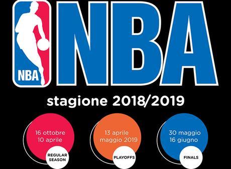 NBA 2018/19 al via: tutti a inseguire gli imbattibili Warriors