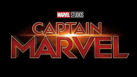 Captain Marvel: ecco il logo aggiornato!