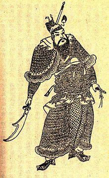 Grandi guerrieri d'Oriente