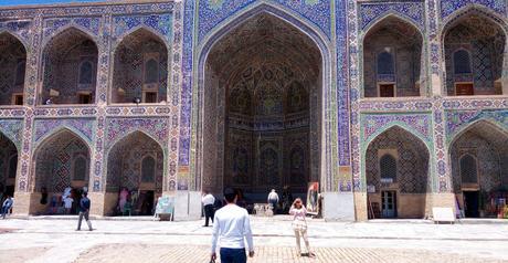 Viaggio in Uzbekistan – di Diego Zandel
