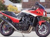 Kawasaki 900R Shabon Dama