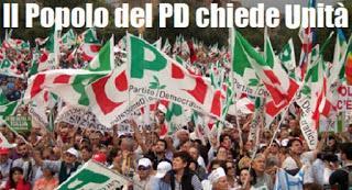 Il Popolo del Pd chiede unità, uomini liberi e una musica ribelle. La necessità di una 'terza via'. di Antonio Ferrante