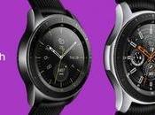 Samsung Galaxy Watch aggiorna migliorando l'esperienza multimediale
