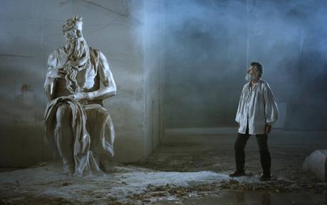 Sky porta Michelangelo - Infinito anche nel carcere romano di Rebibbia