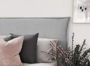 Camera letto rosa grigio: combinazione perfetta!