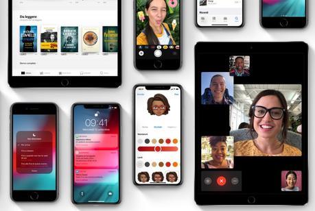 [Aggiornato] iOS 12.1 beta 4 – Apple lo rilascia agli sviluppatori