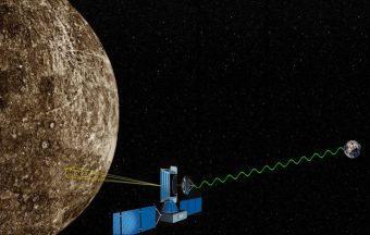Verso Mercurio cercando crepe nella Relatività