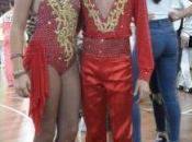 Danza Sportiva coppie della Cassino Dance partenza mondiali Polonia
