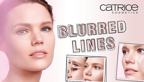 "Catrice presenta la Limited Edition ""Blurred Lines"""